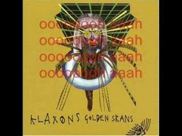 The Klaxons---Golden Skans