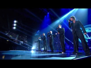 [HD 720p] Take That - Love Love @ The National Movie Awards 2011