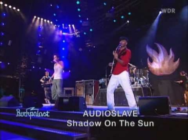 Audioslave - Shadow on the sun