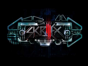 SKRILLEX - 1 hour MIX 1080p, Dubstep planet 3, Moscow