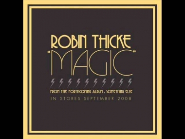 Robin Thicke - Magic (Yogee chillout remix)