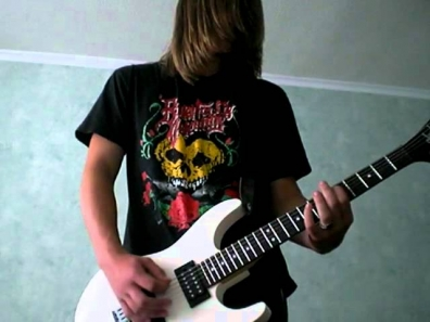 Rammstein - Amour ( guitar cover )