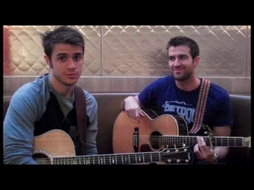 Kris Allen 'Alright With Me' EW.com Acoustic Performance