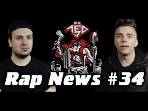 RapNews #34 [Johnyboy VS Jubilee, St1m vs. Billy Milligan, ЛЁД 9]