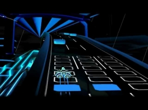 Audiosurf: Nero feat. Sub Focus - Promises (Original Mix)