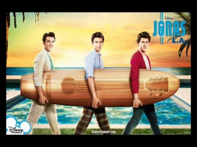 Jonas Brothers - L.A. Baby (Where Dreams Are Made Of)