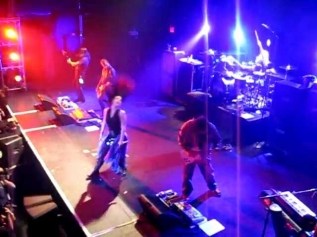 Evanescence - 1) What You Want  (New York 11/01/2011)