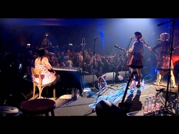 Katzenjammer - Hey Ho on the Devil's Back Live HD