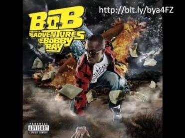 B.o.B (Bobby Ray) - Nothin' On You ft. Bruno Mars [HIGH QUALITY + LYRICS + FREE DOWNLOAD]