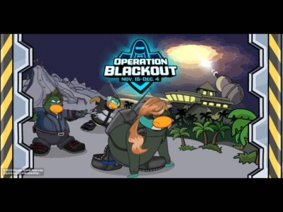 Club Penguin - Operation Blackout 2012 - Main Theme