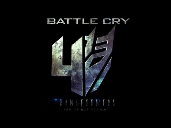 Imagine Dragons - Battle Cry (Official Transformers Age of Extinction)
