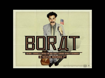 Borat Soundtrack - Magic Mamaliga