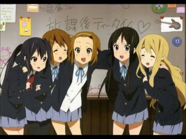 Tenshi Ni Fureta Yo K-ON!/Ho-kago Tea Time/After School Tea Time