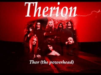 Therion - Thor the powerhead (Manowar cover)