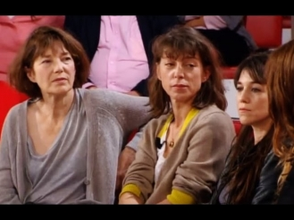 Jane Birkin, Kate Barry, Charlotte Gainsbourg et Lou Doillon
