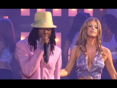 Black Eyed Peas perform 'Shut Up' Live | BRIT Awards 2004