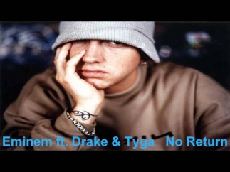 Eminem ft. Drake  Tyga - No Return fast flow (double time  дабл тайм )