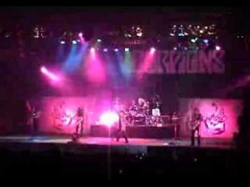 Scorpions - We Were Born To Fly (Live at Almaty 2007)