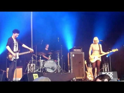 The Raveonettes - Beat City -- Live At Rock Herk 14-07-2012