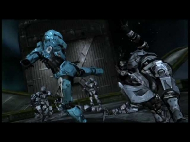 Red vs Blue Amv - Move by Thousand Foot Krutch