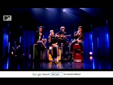 Union J - Carry You (MTV Live Session)