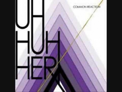 Uh Huh Her - Covered (music video)