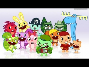 Happy Tree Friends Theme Song (10 Minutes) (No cuts) [480p | HQ]