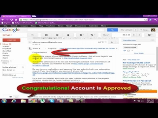 Google Adsense Account Approved In 5 Days No Wait For 6 Month In India Or Pakistan by Shan King Khan