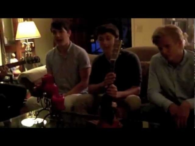 The Wanted- Glad You Came (cover) Hollywood Ending