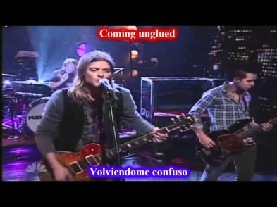Puddle Of Mudd - We Don't Have To Look Back Now subtitulado ( español - ingles )
