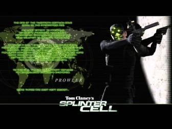 Tom Clancy's Splinter Cell (2002) Crystal Method - Name Of The Game (Soundtrack OST)