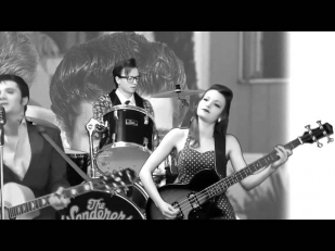 The Wonderers - 50's Rock N Roll Cover Band - Blue Suede Shoes - www.clinicagency.com