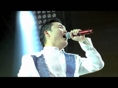 PSY - GANGNAM STYLE @ Summer Stand Live Concert