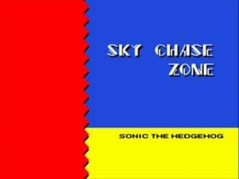 Sonic 2 Music: Sky Chase Zone