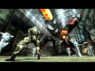 Metal Gear Rising: Revengeance OST - Rules of Nature (Metal Gear RAY Theme) -Extended- (Lyrics)