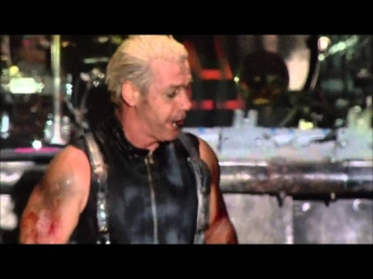 Rammstein - Du hast - Download Festival 2013 Proshot
