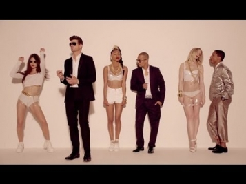 Robin Thicke I Blurred Lines (Feat. T.I. and Pharrell) I OFFICIAL INSTRUMENTAL I Don Coda