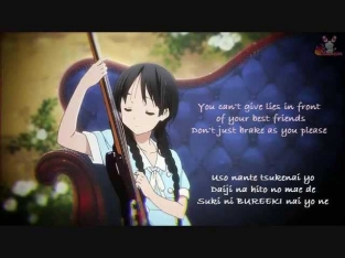 K-On! Singing Lyrics (K-On! Movie)