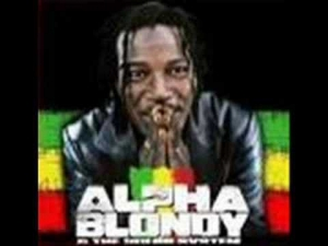 ALPHA BLONDY Ca Me Fait Si Mal