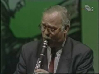 Ante Grgin: Rhapsody for clarinet and piano