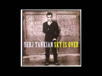 Serj Tankian (SOAD) Sky is over (Acoustic +vocal cover)