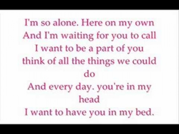 Basshunter~All I ever wanted lyrics!