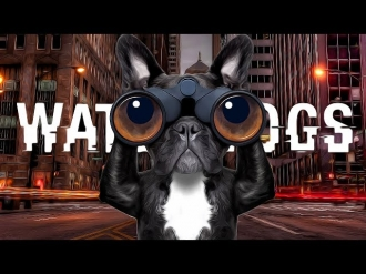 Watch Dogs: Gameplay - Part 2 - WHO LET THE DOGS OUT? (No one apparently).
