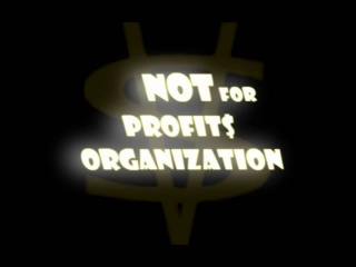 Not for Profit$ Organization (Round 2 Response to H dogg) - SV money