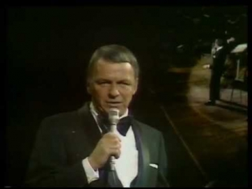 Frank Sinatra - I Will Drink The Wine (Live 1971)