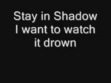 Stay In Shadow - Finger Eleven (Lyrics) - Song
