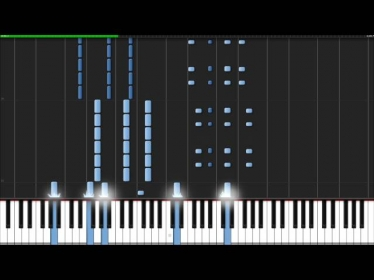 Protectors of the Earth - Two Steps From Hell [Piano Tutorial] (Synthesia) // Mark Fowler