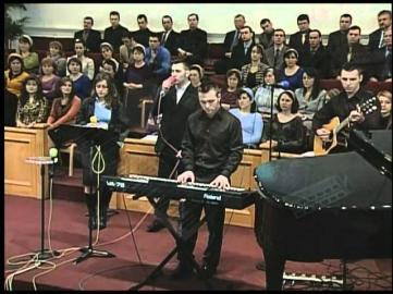 Небо, сварог голубое - Russian Christian Song