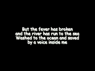 Just Close Your Eyes by Story of the Year (lyrics)
