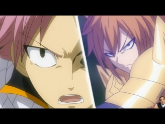 Fairy Tail Episode 208 (Series 2 Ep 33) フェアリーテイル Anime Review -- Fairy Tail Vs Celestial Spirits